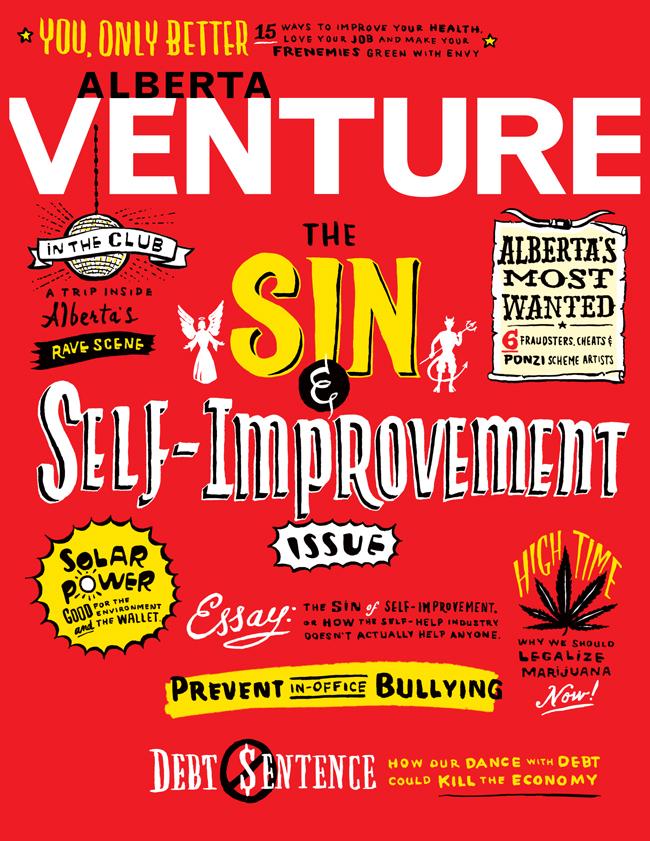Alberta Venture Final ©Greg Stevenson-i2iart