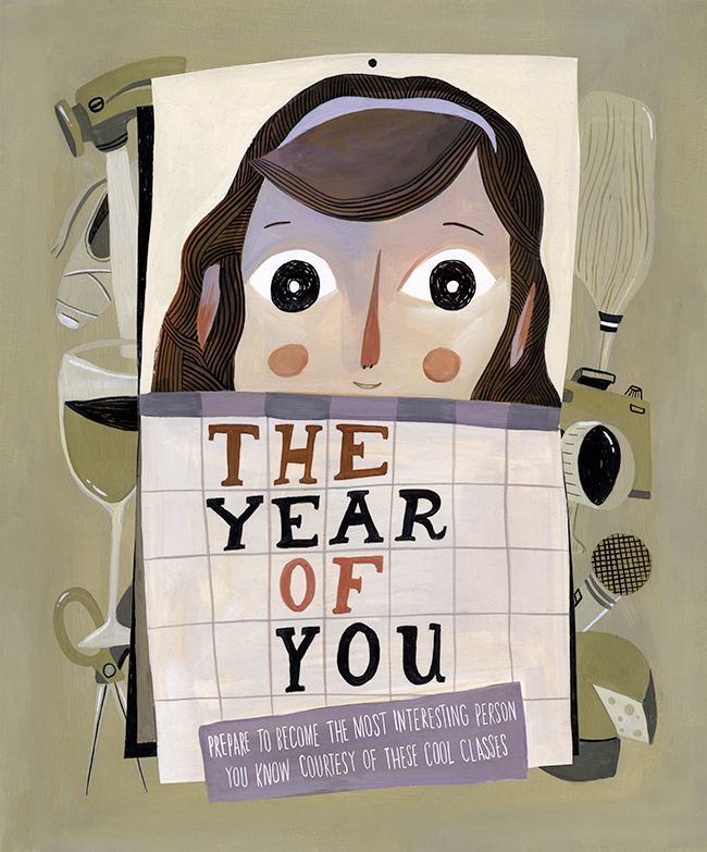Mark Hoffmann Year of You