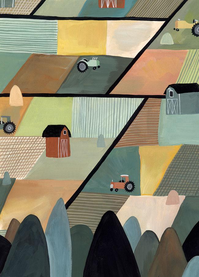 Farmland - MH435