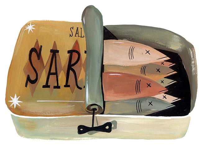 Sardines - MH443