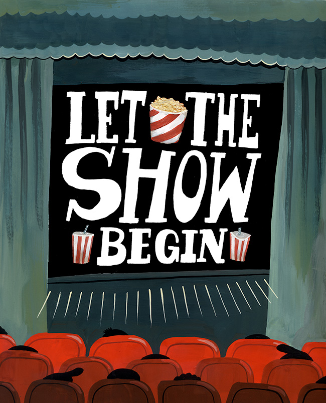 Let the Show Begin - MH445