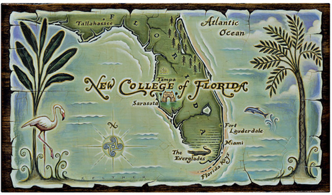 New College of Florida - TZ230