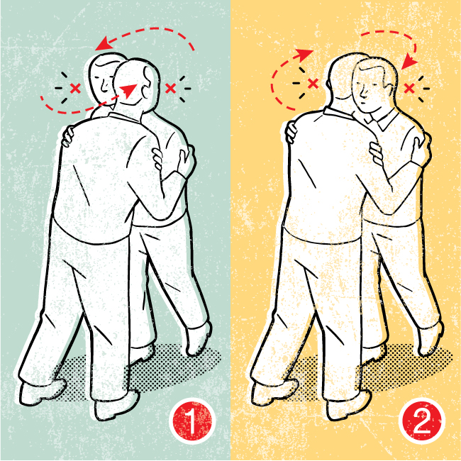 Kiss on the Cheek - CW144