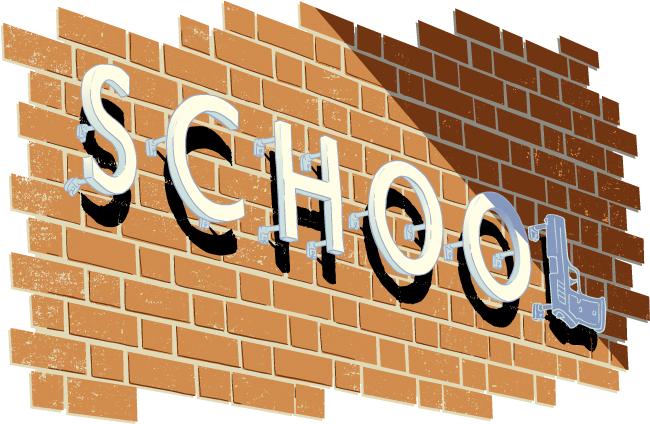 Guns and School - CW143