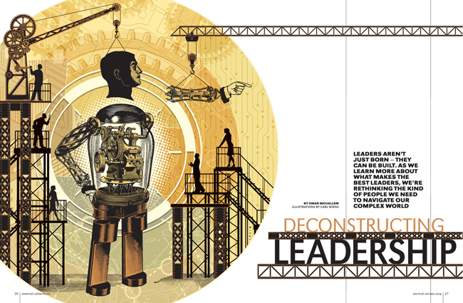 Building a Leader - CW107a