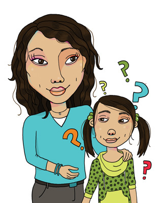 Parent Tween Questions - MM573