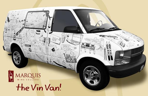 Marquis Vin Van - MM613