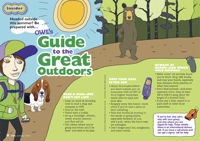 Guide to the Great Outdoors - MM832