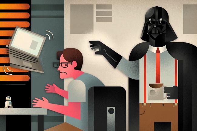 Office Vader - DM210