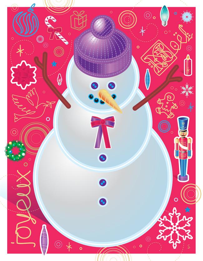 Snowman - GS770