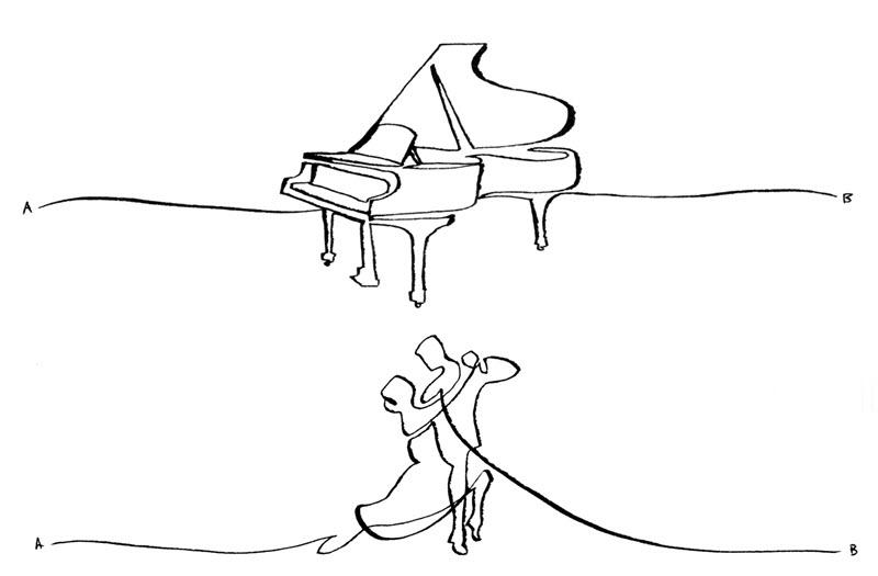 Dance the Night Away - GS385a