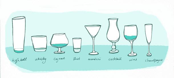 Glassware - JD244