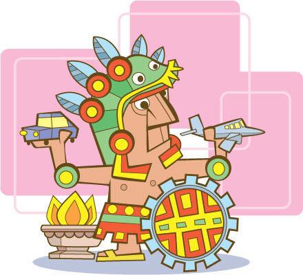 Aztec - RS600