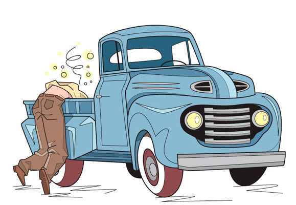 1954 Pickup - RS574