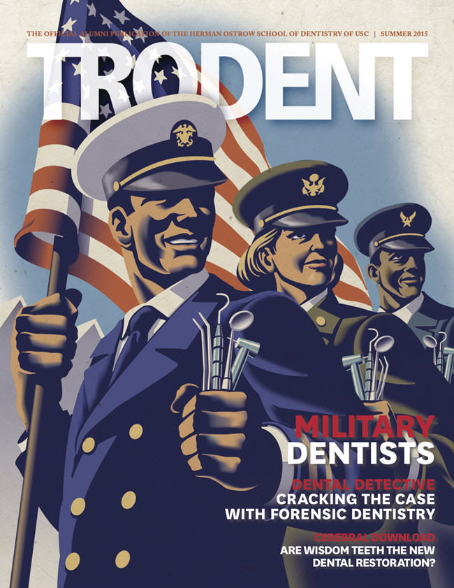 Dentists in the Military - GA692a