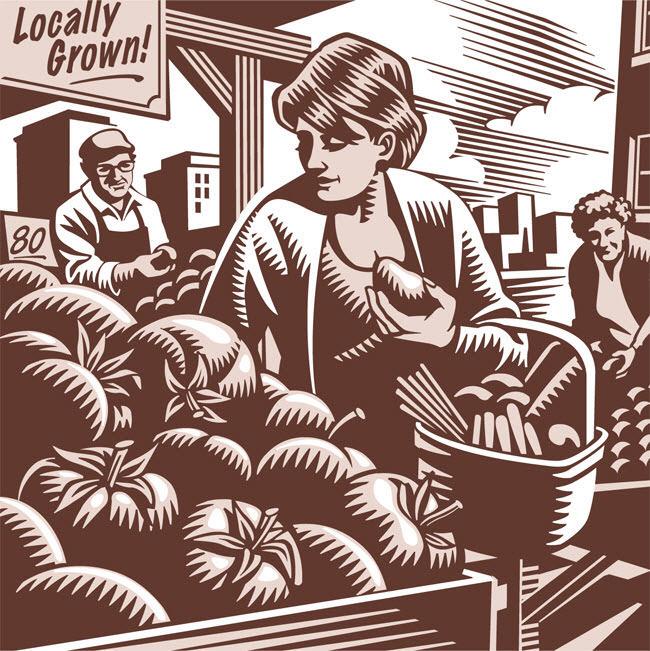 Local Market - GA657