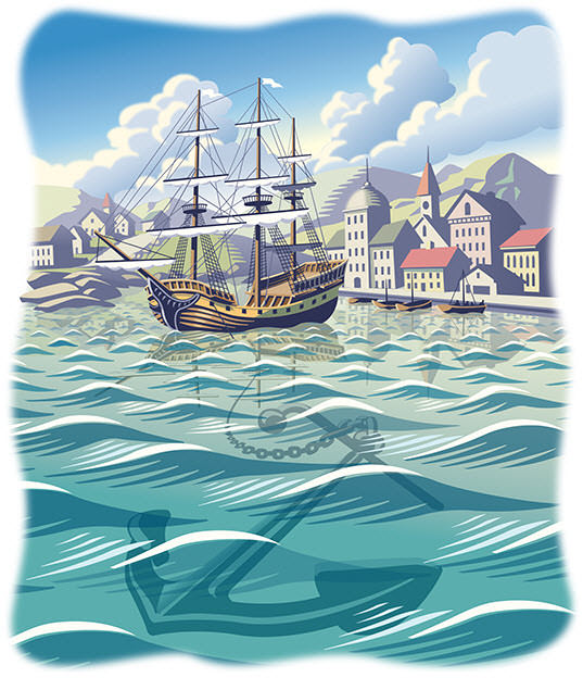 Safe Harbour - GA680
