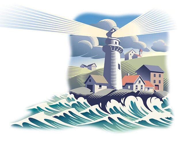 Lighthouse - GA683