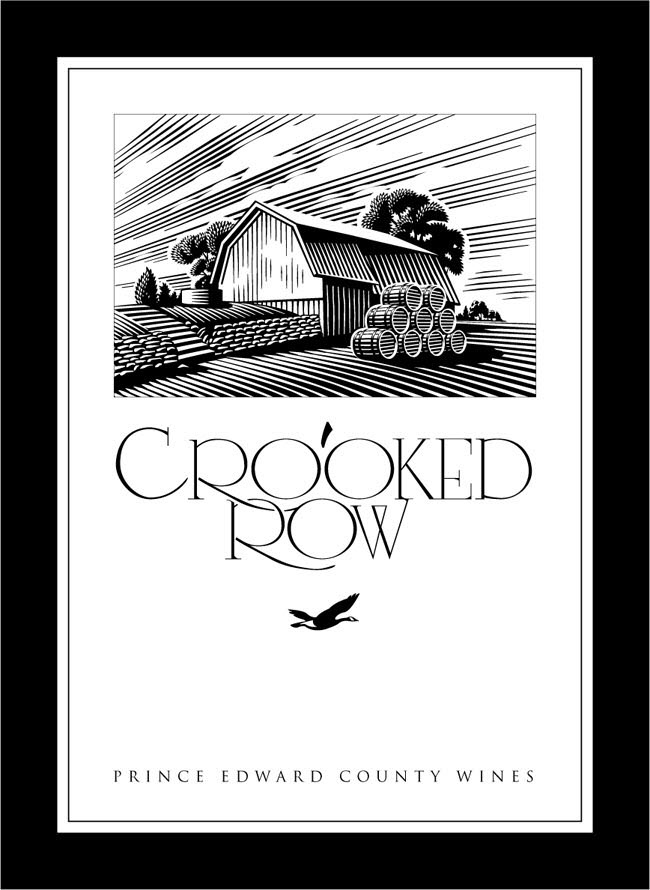 Crooked Row - GA655