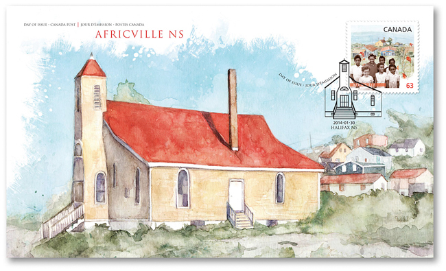 Africville Church - JK252a