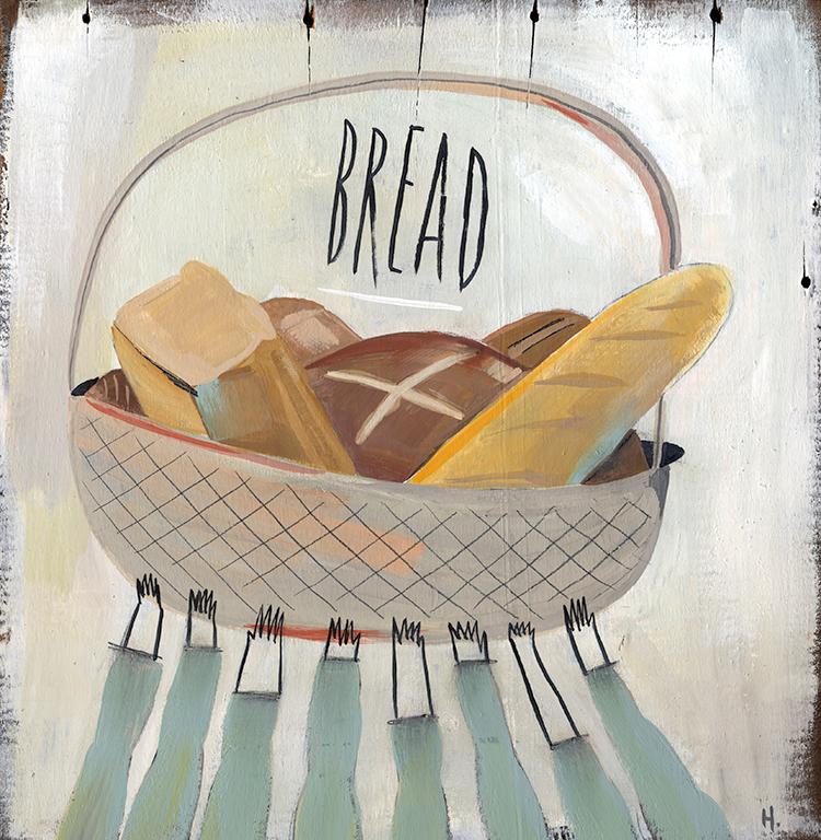 Breaking Bread - MH143
