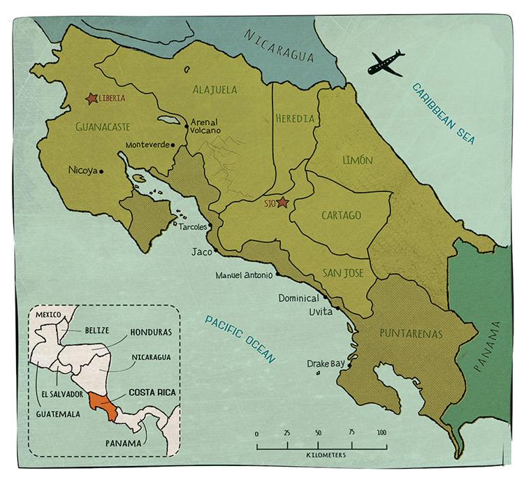 Costa Rica - JD342