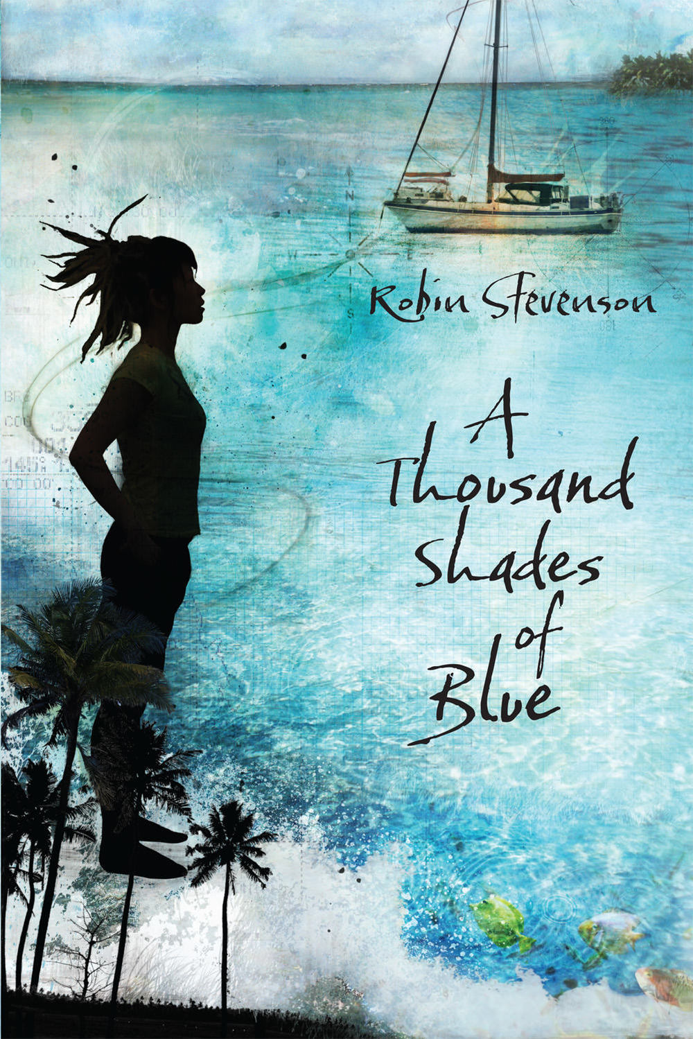 A Thousand Shades of Blue - JK178