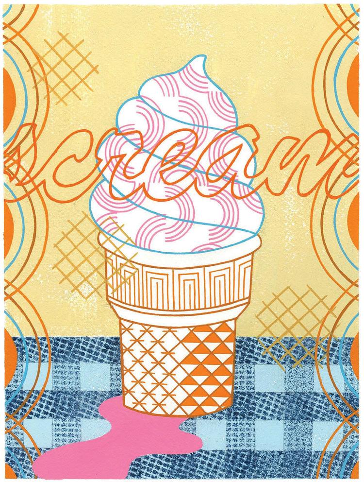 I Scream for Ice Cream - TS249