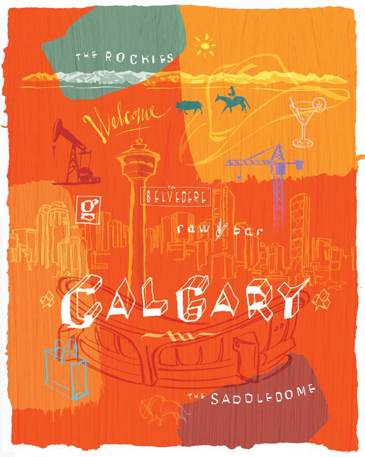 Calgary - GS576