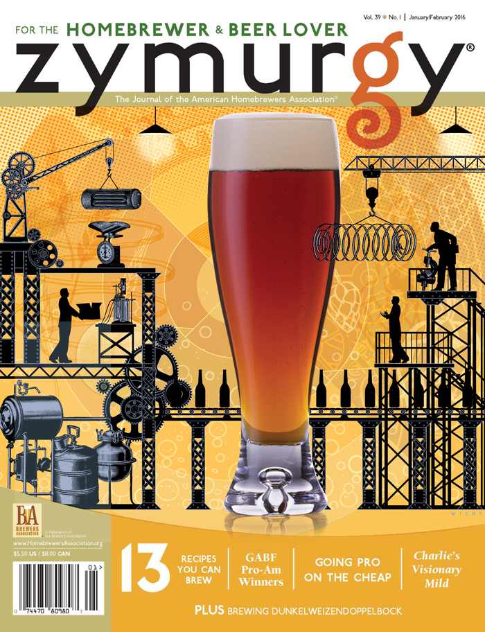 Home Brewing - CW213