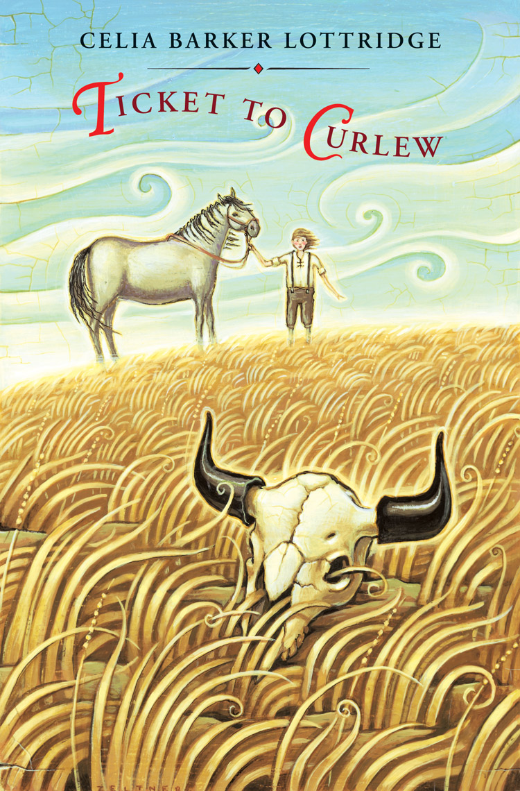 Ticket to Curlew - TZ275