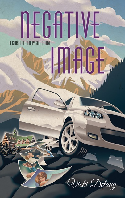 Negative Image Cover Illustration by Gary Alphonso