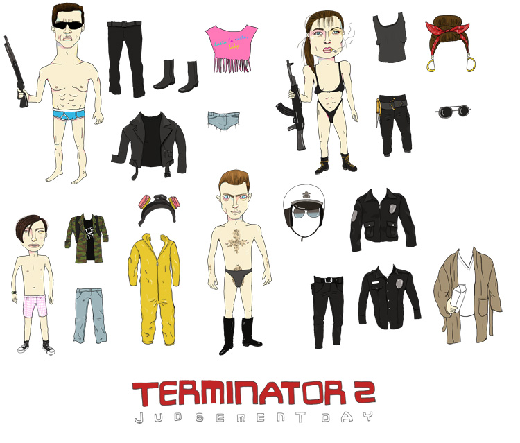 Terminator 2 - MM841