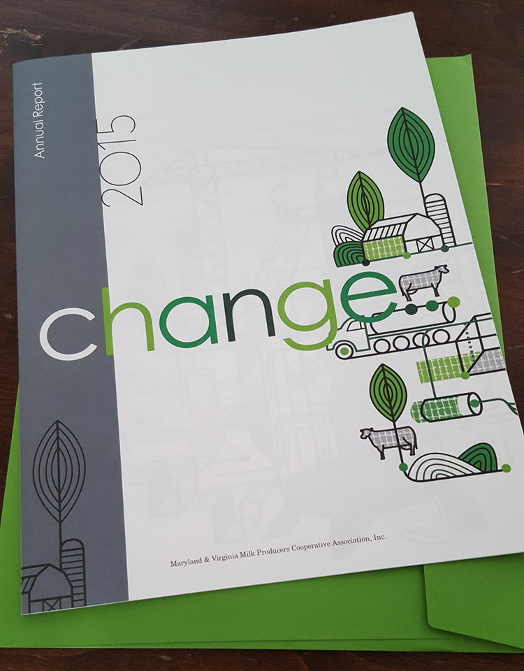 Thom Sevalrud Annual Report Cover