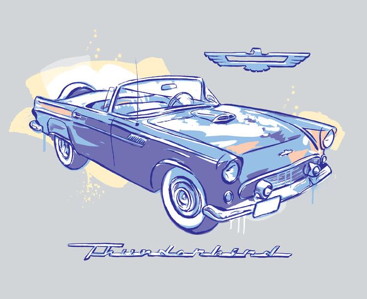 Thunderbird - GS833