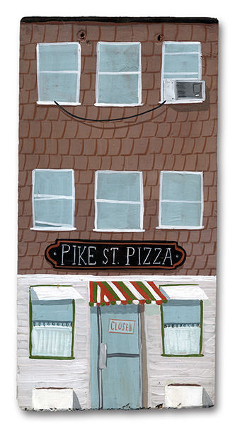 PIke St. Pizza - MH776