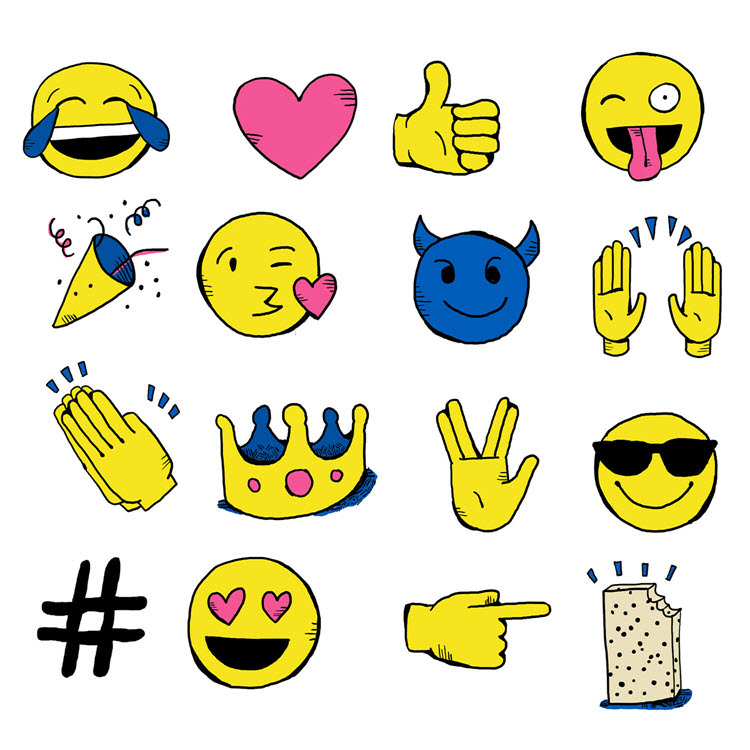 Emojis - MM853