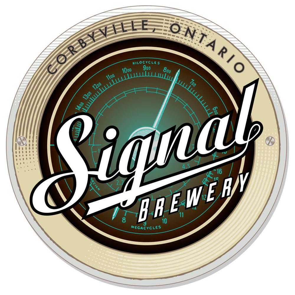 Signal Brewery Logo - CW261