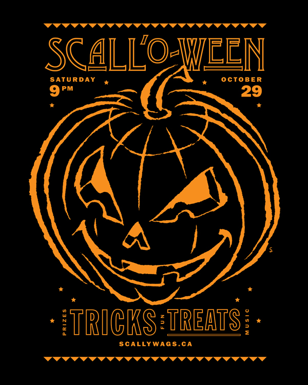 Scall'O-Ween - GS855