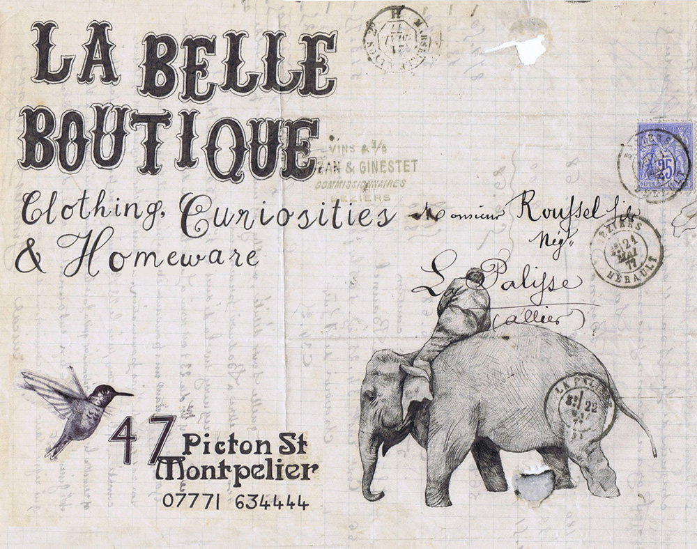 La Belle Boutique - TB158