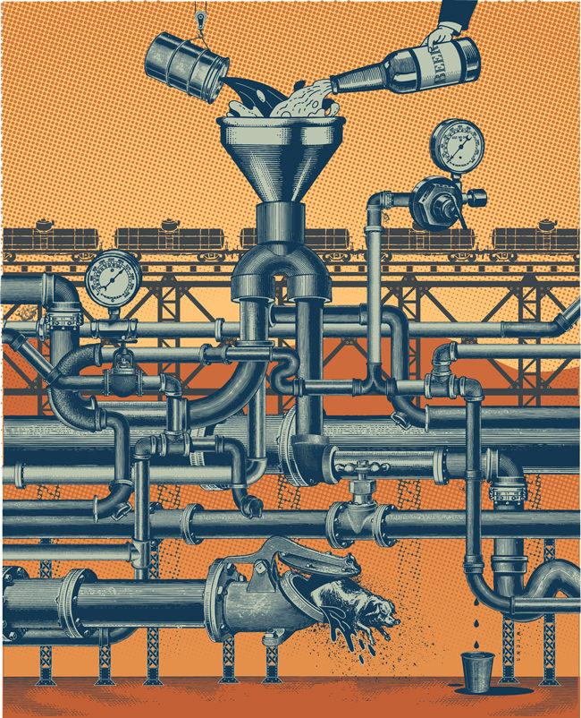 Pipeline - CW634
