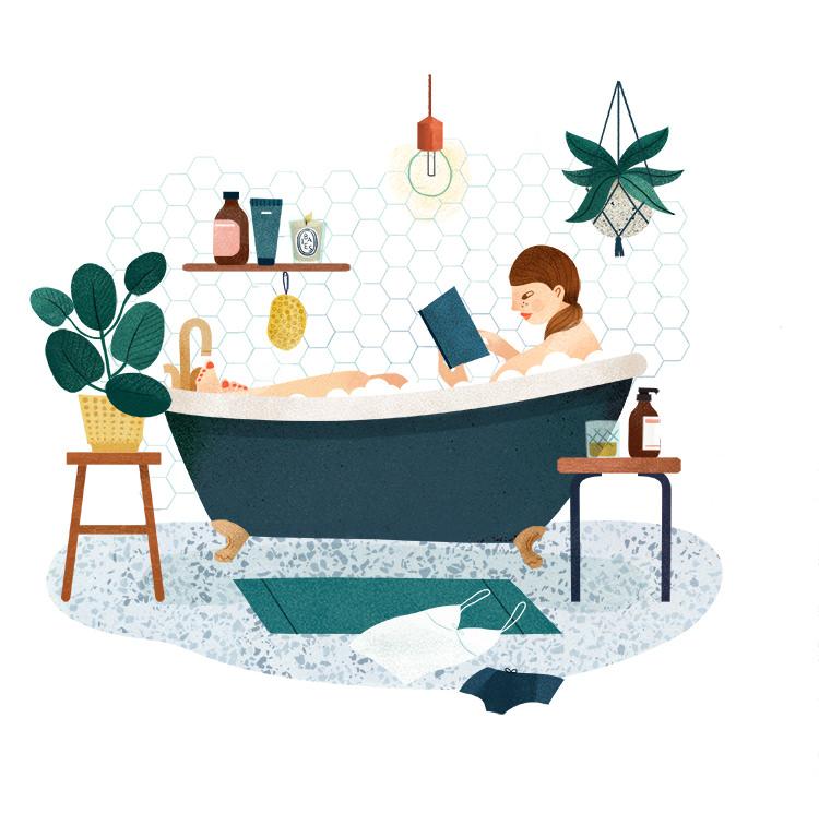 Bubble Bath - CO353