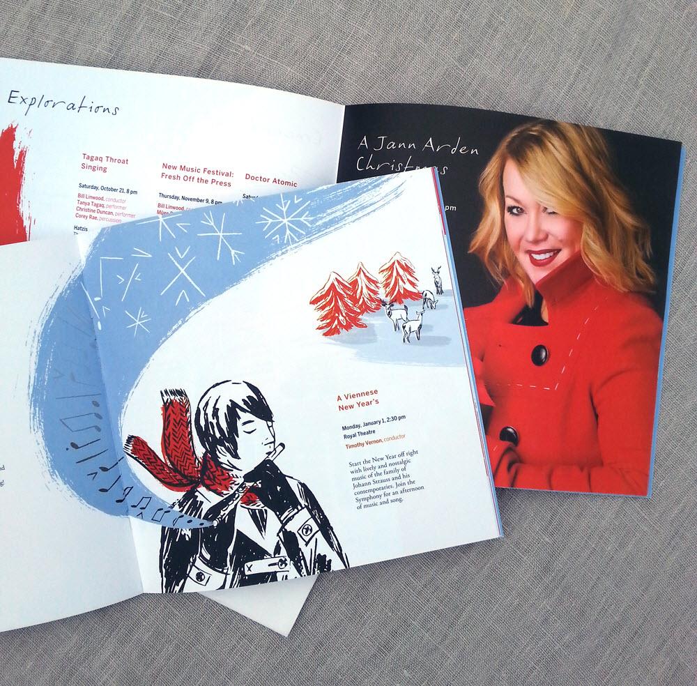 Victoria Symphony Brochure 17/18