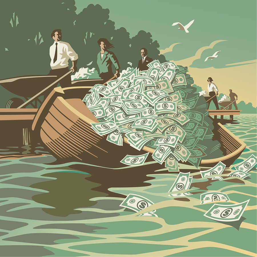 How to Manage Boatloads of Money - GA714