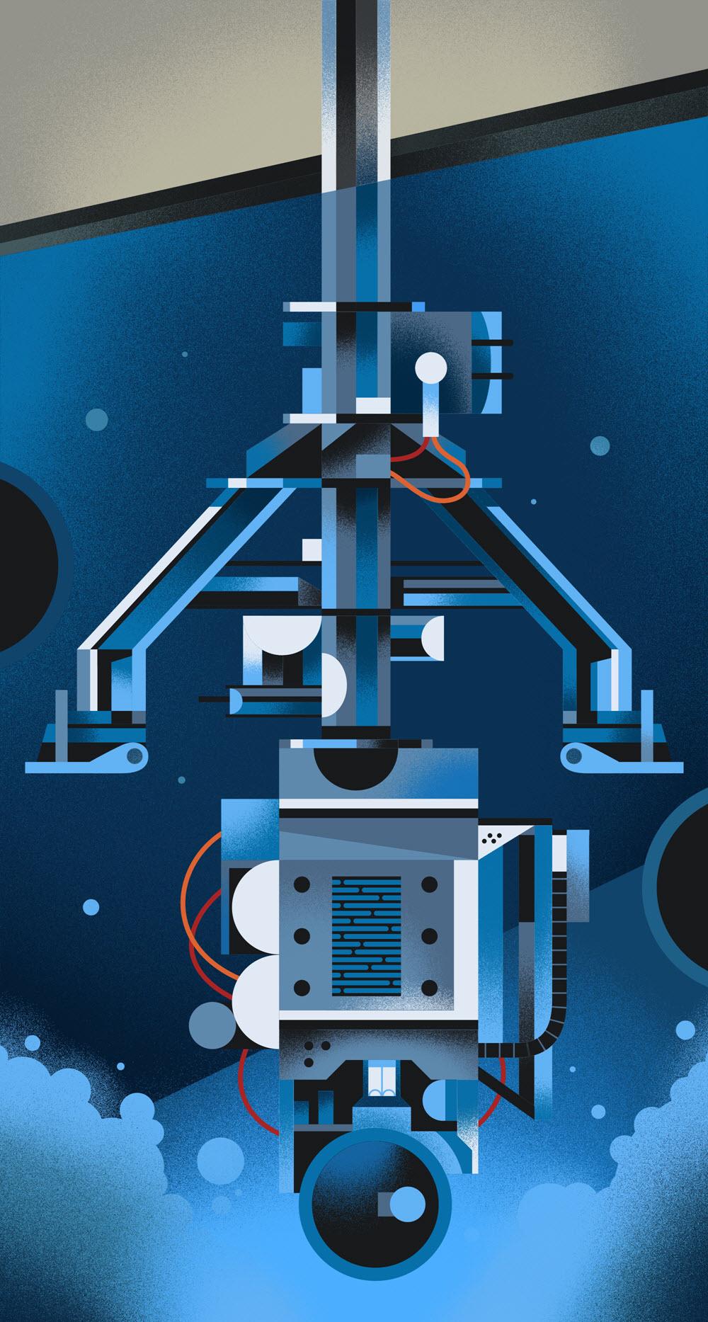 MIS Robot - DM307