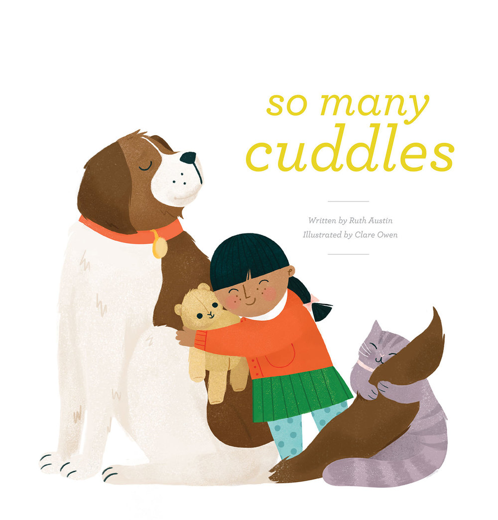 So Many Cuddles - CO394