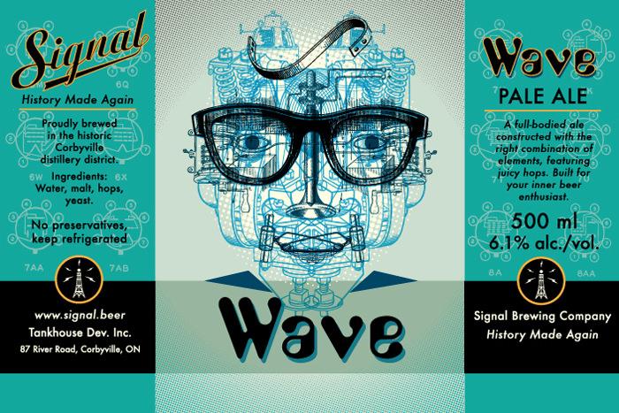 Wave Pale Ale - CW669