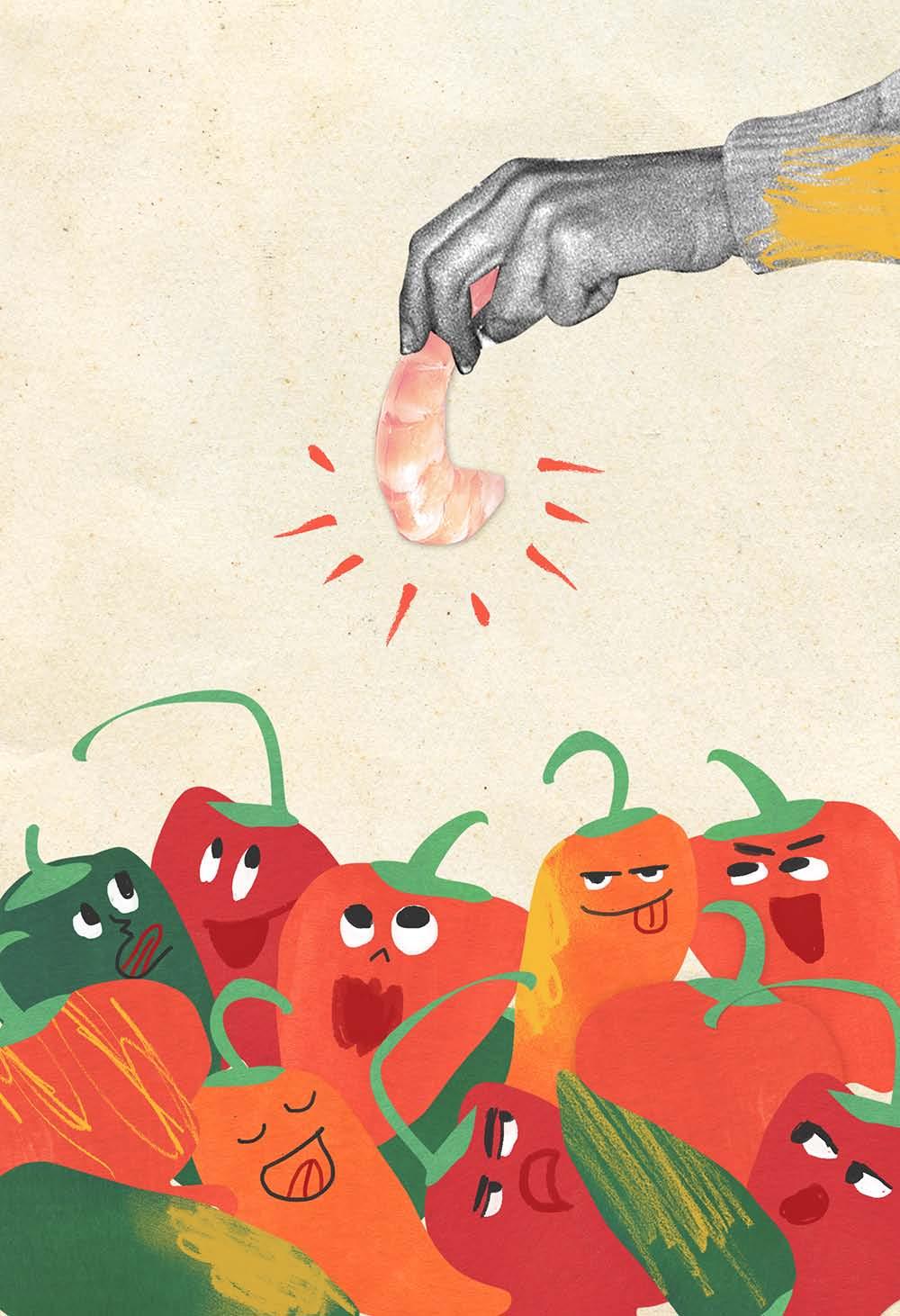 Peppers - NN130
