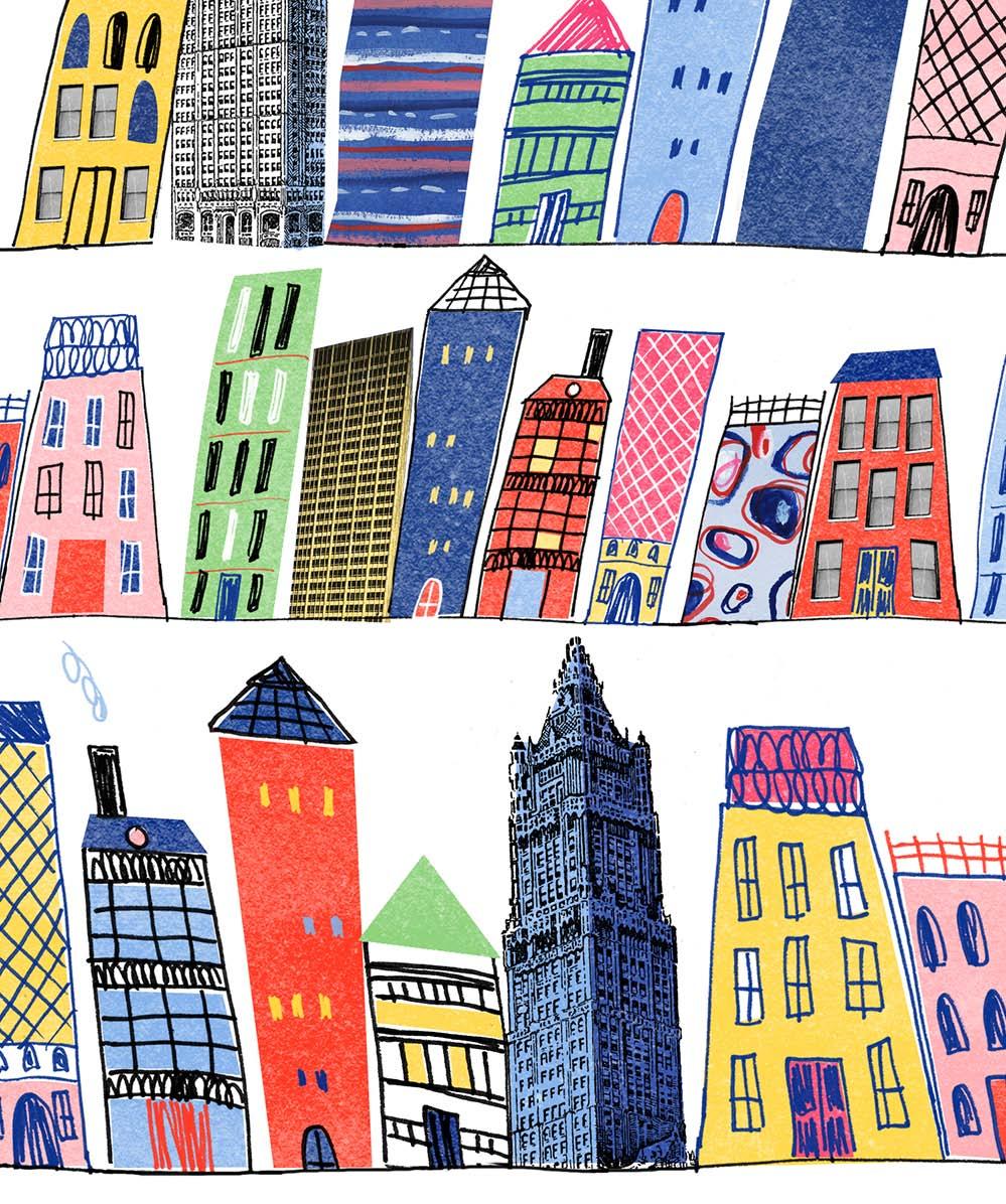 City Buildings - NN135