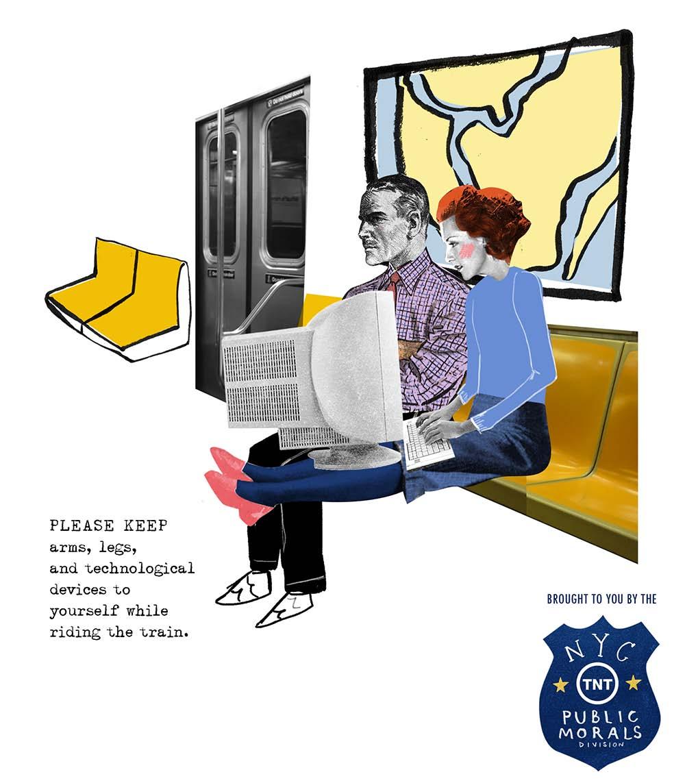 Subway Etiquette - NN140